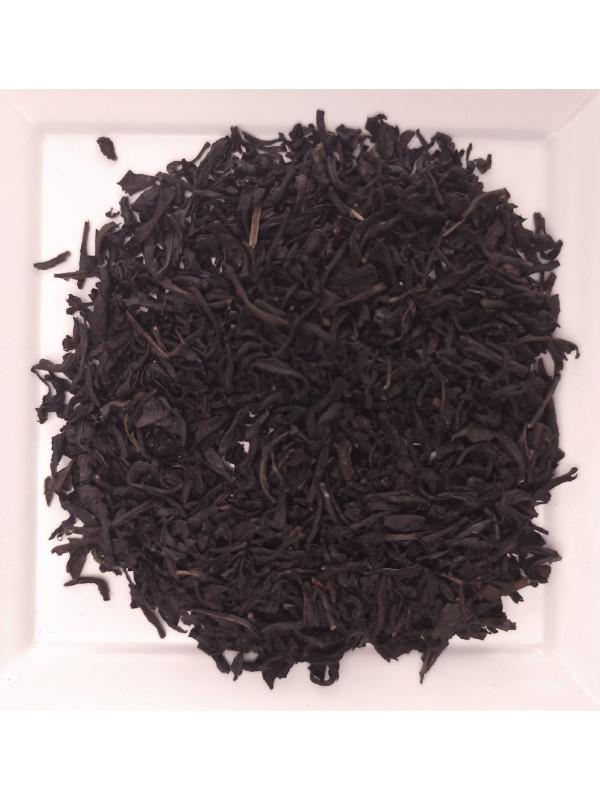 Black tea with vanilla