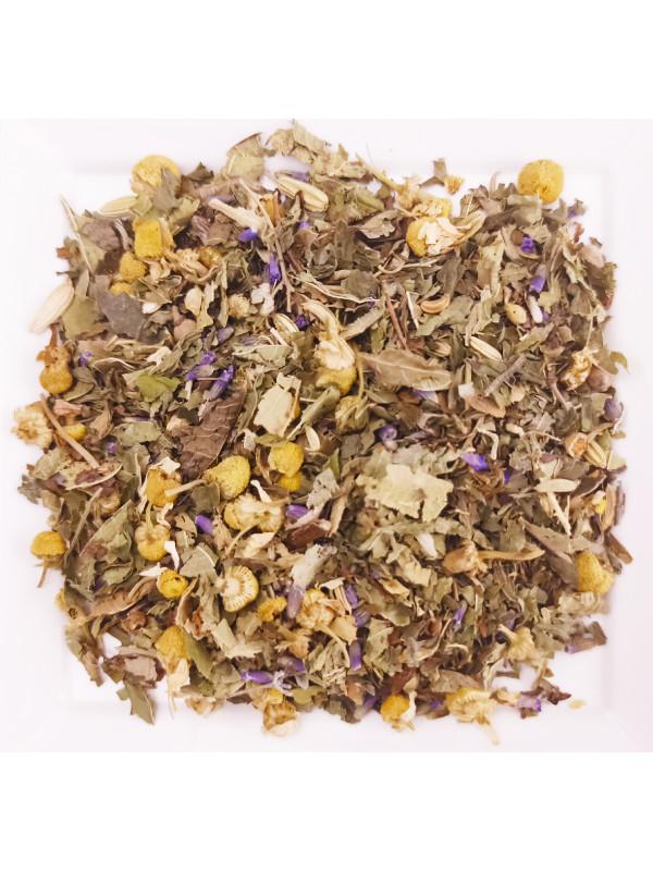 Herbal tea sleep well