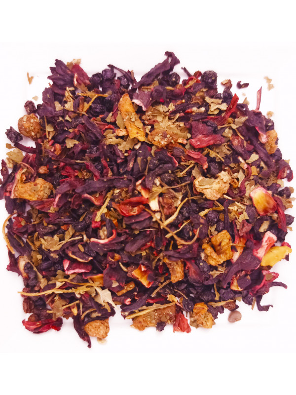 Forest scented herbal tea