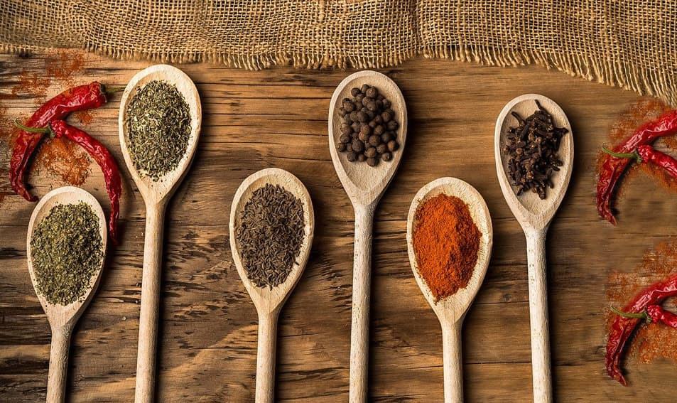 Spezie - la chiave culinaria del benessere